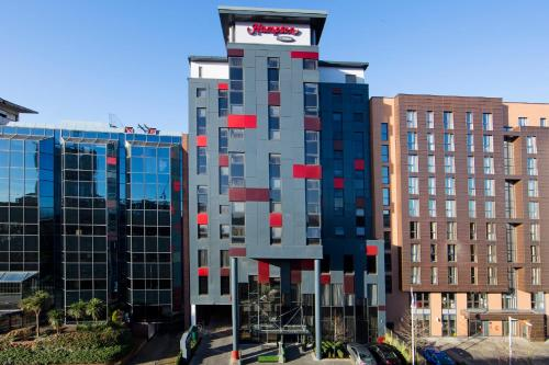 Stay at Hampton by Hilton London Croydon