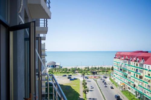 Апартаменты Black Sea Subtropic City