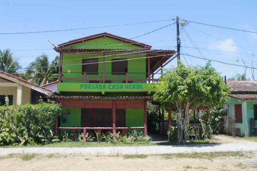 Pousada Casa Verde Boipeba