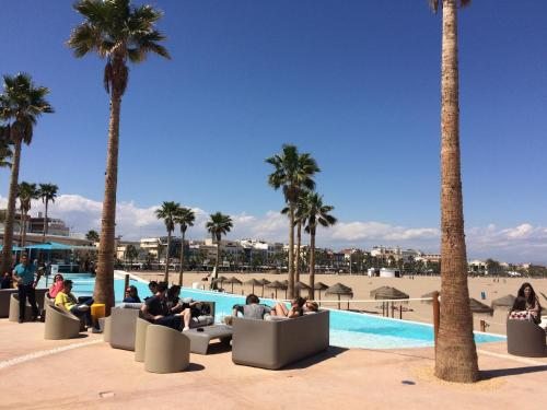 BB Valencia Beach Apartments III, hotel en Valencia