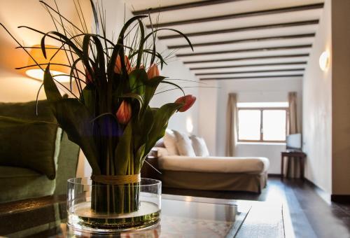 Suite Palacio del Infante Don Juan Manuel Hotel Spa 3