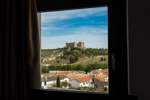 Double or Twin Room with City View Palacio del Infante Don Juan Manuel Hotel Spa 1