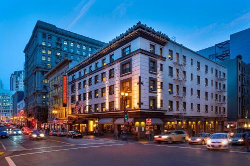 Hotel Abri Union Square, San Francisco - Promo Code Details
