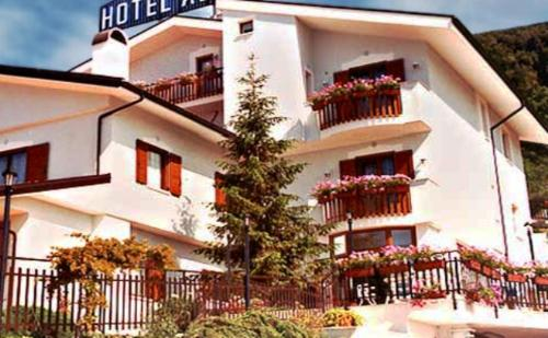 Отель Hotel Abete 3 звезды Италия