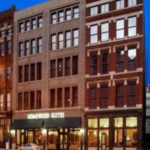 Homewood Suites By Hilton� Indianapolis-Downtown In