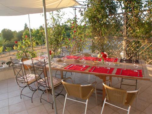 Chambres d'Hôtes L'En Haut des Vignes