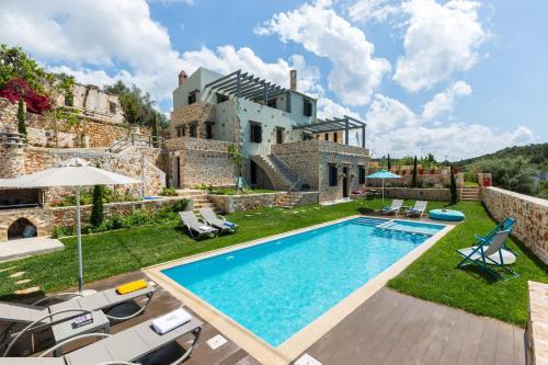 Отель Erondas Villas 0 звёзд Греция