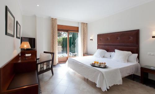 Habitación Doble Superior - 1 o 2 camas - Uso individual Hotel Palau Verd - Adults Only 9