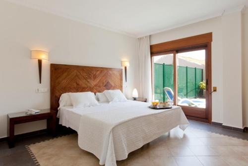 Habitación Doble Superior - 1 o 2 camas - Uso individual Hotel Palau Verd - Adults Only 10