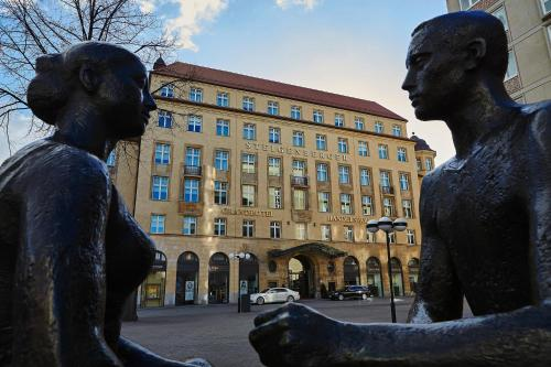 Steigenberger Grandhotel Handelshof Leipzig impression
