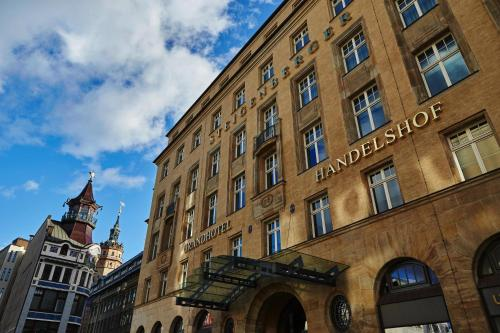 Steigenberger Grandhotel Handelshof Leipzig photo 32