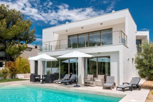 Отель Villa La Pinède Azur 0 звёзд Франция