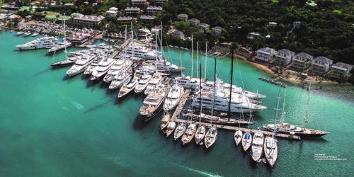 Picture of Antigua Yacht Club Marina Resort