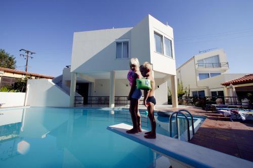 Отель Elma's Dream Apartments & Villas 2 звезды Греция