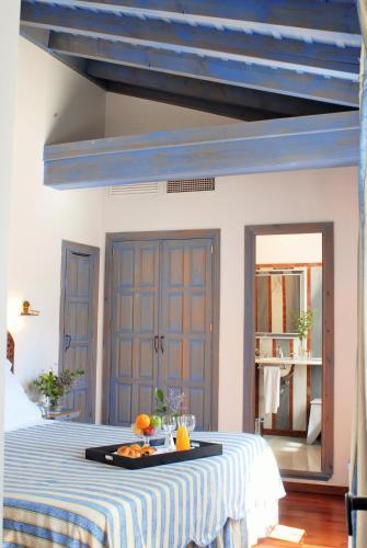 Deluxe Doppel-/Zweibettzimmer Las Casas de la Judería de Córdoba 7