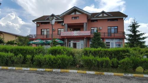 Отель Motel Diamant 3 звезды Румыния