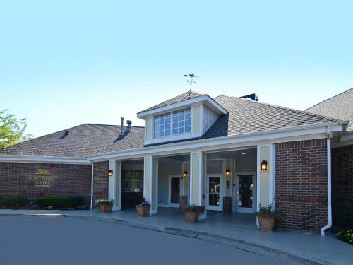 Homewood Suites By Hilton Chicago Schaumburg Schaumburg Il United States Overview