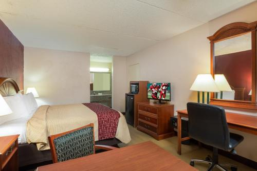 Property Image#24 Red Roof Inn Galveston   Beachfront/Convention Ctr