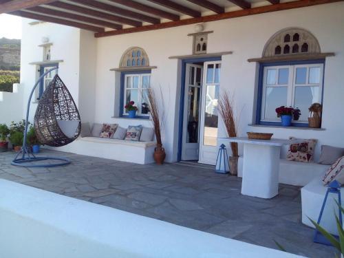 Balcony to the Aegean