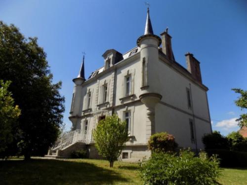 Le Castel d'Ahun
