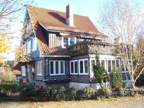 Отель Ferienhaus Wichtelhus 4 звезды Германия