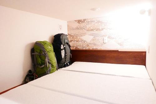 Double Bed in Deluxe Dormitory Room