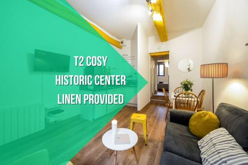 Appart Cosy Hyper Centre