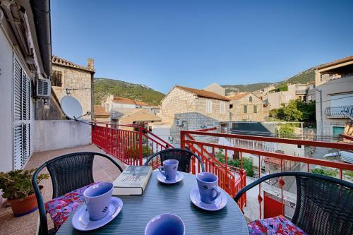 Отель Apartment Zanki 3 звезды Хорватия