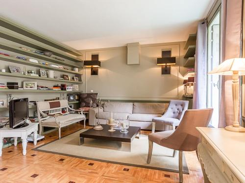 Sweet Home Apartment For 5 Near Eiffel Tower Raynouard In
