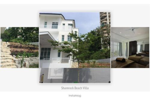 Отель Penang Shamrock Villa with sea view 0 звёзд Малайзия