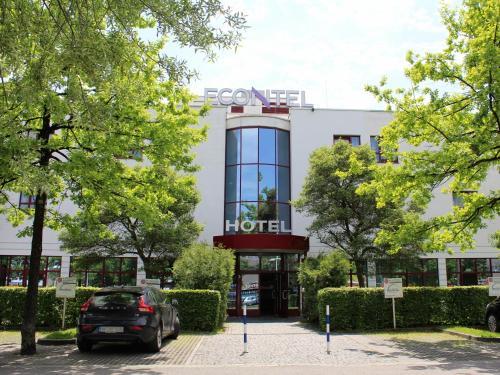 ECONTEL HOTEL München impression