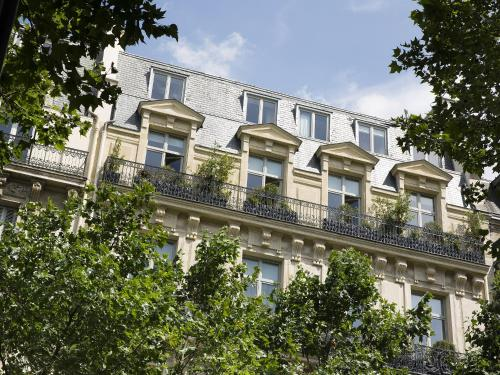 Le narcisse blanc h tel 19 boulevard de la tour for Hotels 75007