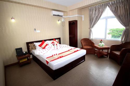 Diamond Crown Hotel, Yangon