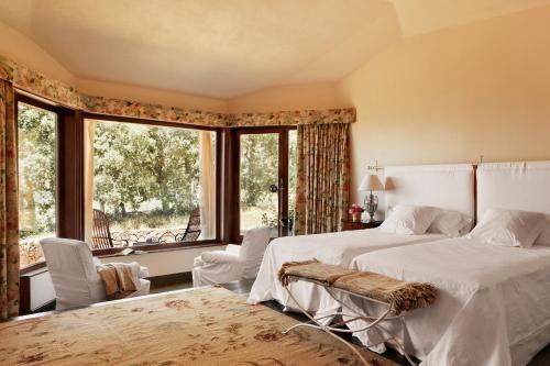 Habitación Doble Superior con terraza Hotel Nabia 1