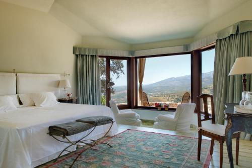 Superior Doppelzimmer mit Terrasse Hotel Nabia 10
