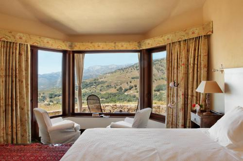 Superior Doppelzimmer mit Terrasse Hotel Nabia 9
