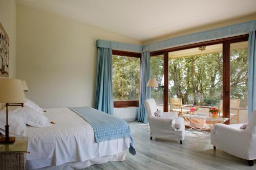 Habitación Doble con balcón  Hotel Nabia 3
