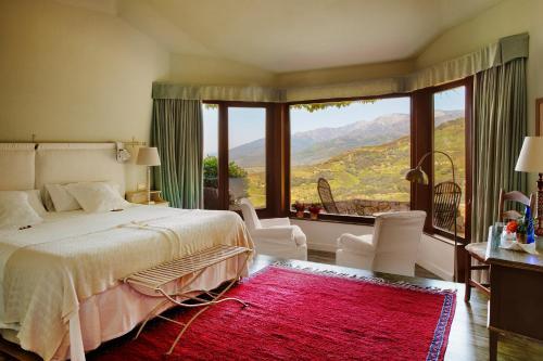 Habitación Doble Superior con terraza Hotel Nabia 8