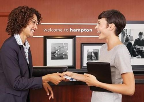 Hampton Inn Summerville SC