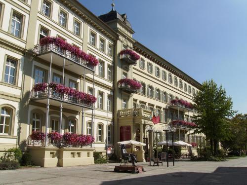 bad kissingen hotels hotel booking in bad kissingen viamichelin. Black Bedroom Furniture Sets. Home Design Ideas
