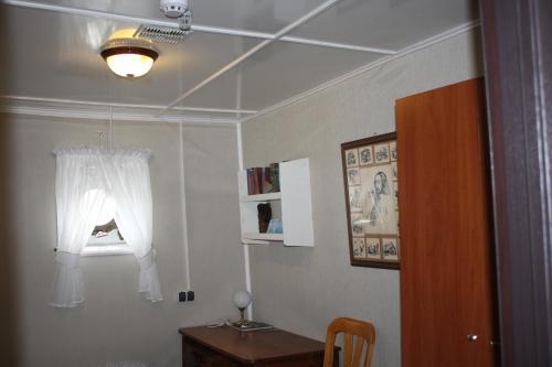 Гостевые каюты «Витязь» Одноместная каюта на корабле