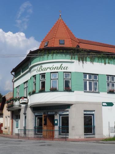 Отель Penzión Barónka 2 звезды Словакия
