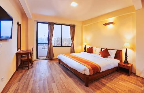Отель Hotel Temple Inn 0 звёзд Непал