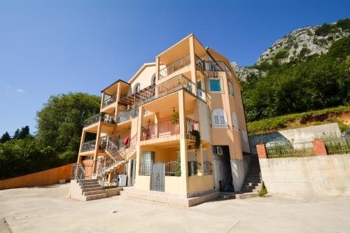 Apartments Panorama, Kotor