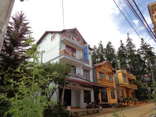 Отель May Nui Sa Pa Hostel 0 звёзд Вьетнам