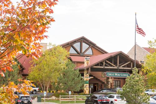 Great Wolf Lodge-Kansas City