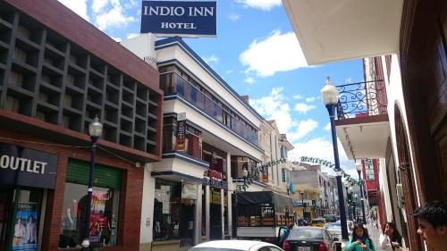 Hotel Indio Inn Otavalo