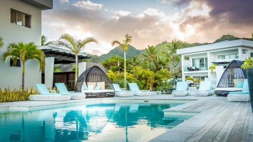 Crystal Blue Lagoon Villas, Rarotonga