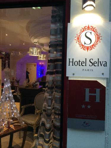 Hôtel Selva Paris