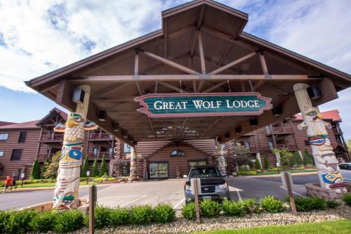 Great Wolf Lodge - Sandusky Oh